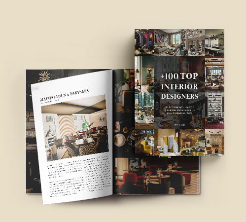 Ebook top +100 palermo TOP Interior Designers From Palermo cover top 100book