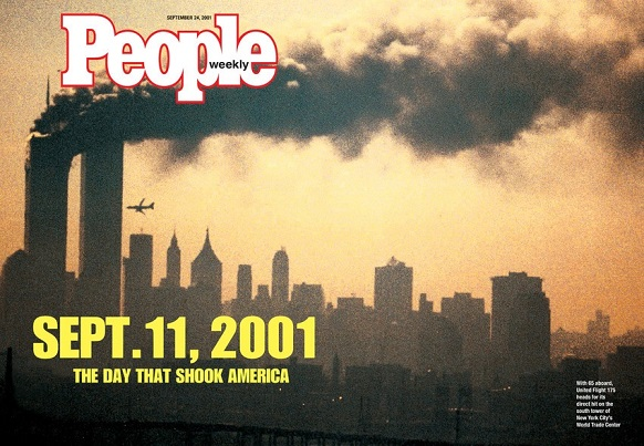 best magazine covers | People September 2001