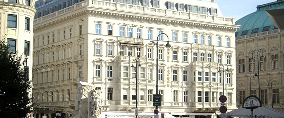"""Condé Nast Traveler: best hotels in the world"" Condé Nast Traveler - Best hotels in the world: where to stay in...Austria Condé Nast Traveler – Best hotels in the world: where to stay in…Austria Hotel Sacher Vienna Sept 2006 0021"