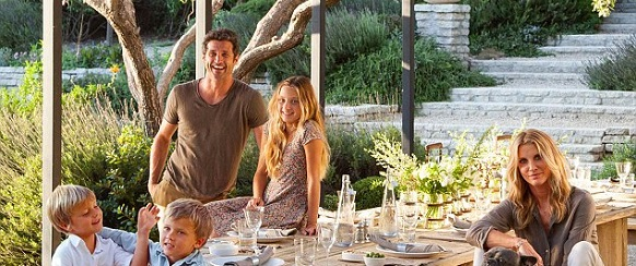 patrick dempsey's malibu home Archtectural Digest Presents: Patrick Dempsey's Malibu home article 2552649 1B3968A400000578 341 634x7881  Home article 2552649 1B3968A400000578 341 634x7881