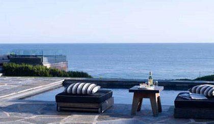 Elle Decor presents: Courteney Cox's Malibu home
