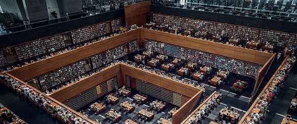 "Study Hall - ""National Geographic's photo of the day"": 24th February National Geographic's photo of the day: 24th February National Geographic's photo of the day: 24th February national library china 76319 990x7421"