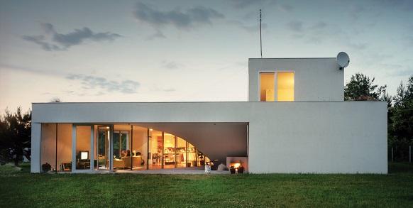 """""""Design around the world: modern rural getaway home"""""""