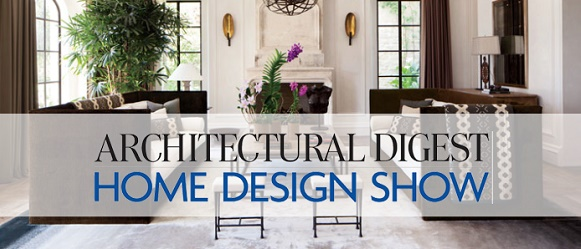 """The Architectural Digest home design show- review"" The Architectural Digest Home Design Show - review The Architectural Digest Home Design Show – review Architectural Digest Home Design Show"