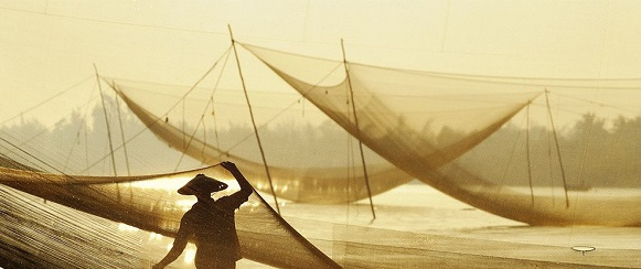 National Geographic's photo of the day: 14th March National Geographic's photo of the day: 14th March fisherman silhouette vietnam 77420 990x7421
