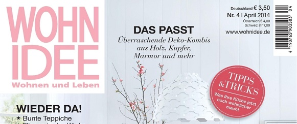 "Germany's best design magazines"" germany's best design magazines Germany's Best Design Magazines: Must-read Interior Design Edition wohnidee1  Home wohnidee1"