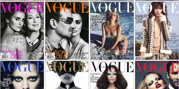 Top 10 most iconic Vogue magazine covers of all time  Top 10 most iconic Vogue magazine covers of all time  vogue paris full
