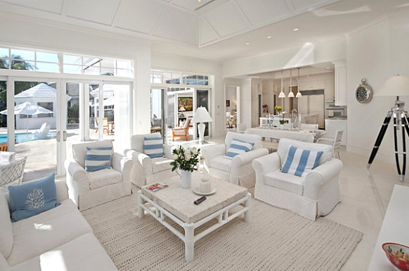 How to decorate your home for the summer
