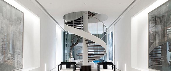 most beautiful staircases The Most Beautiful Staircases You Will Ever See Selected by Elle Decor beautiful staircases
