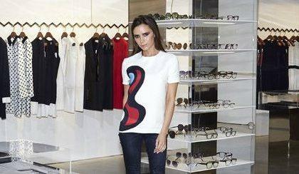A tour through Victoria Beckham's new London Store – a sneak peak by Elle Décor