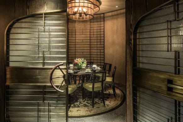 Hong Kong restaurant named best interior of the year 2014 restaurant named best interior Hong Kong Restaurant Named Best Interior of The Year 2014 2  imagem1