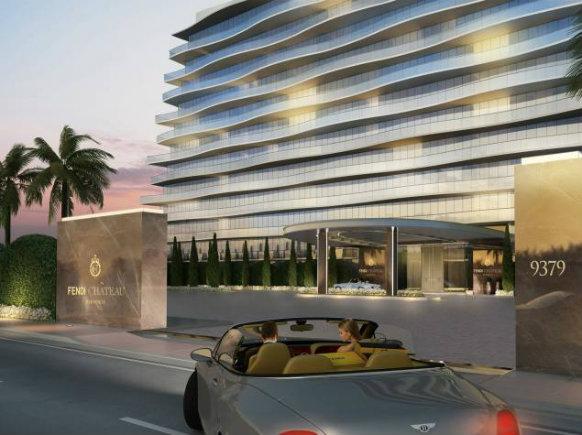 Fendi the new it place in Miami