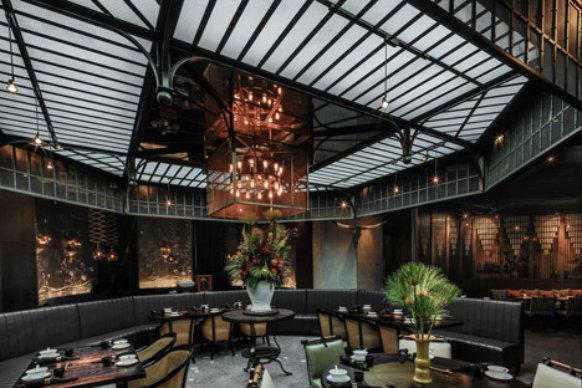 Hong Kong restaurant named best interior of the year 2014 restaurant named best interior Hong Kong Restaurant Named Best Interior of The Year 2014 4  imagem1