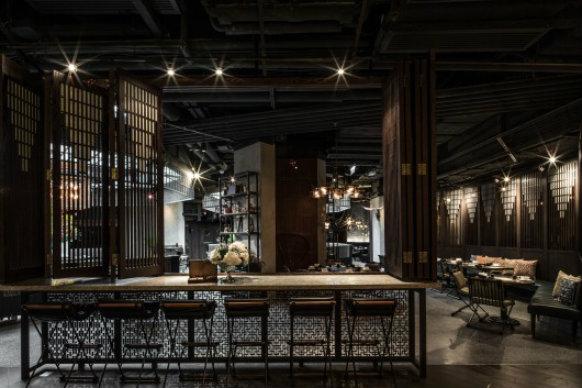Hong Kong restaurant named best interior of the year 2014 restaurant named best interior Hong Kong Restaurant Named Best Interior of The Year 2014 5  imagem1