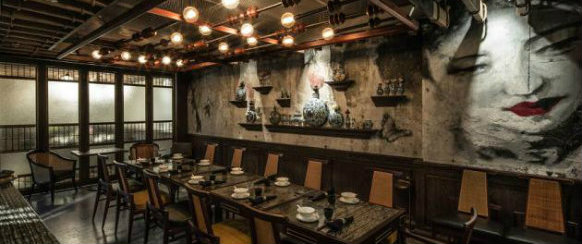 restaurant named best interior Hong Kong Restaurant Named Best Interior of The Year 2014 ft