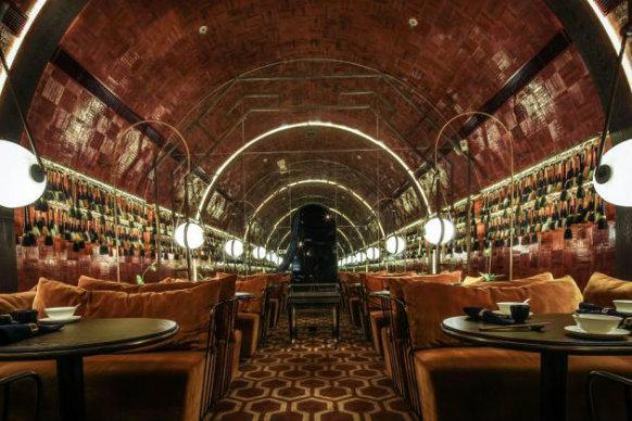 Hong Kong restaurant named best interior of the year 2014 restaurant named best interior Hong Kong Restaurant Named Best Interior of The Year 2014 imagem 3