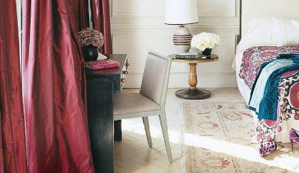 Marsala bedroom décor ideas – Pantone color 2015