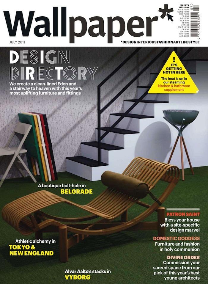 WALLPAPER Top 50 USA Interior Design Magazines That You Should Read Part 1