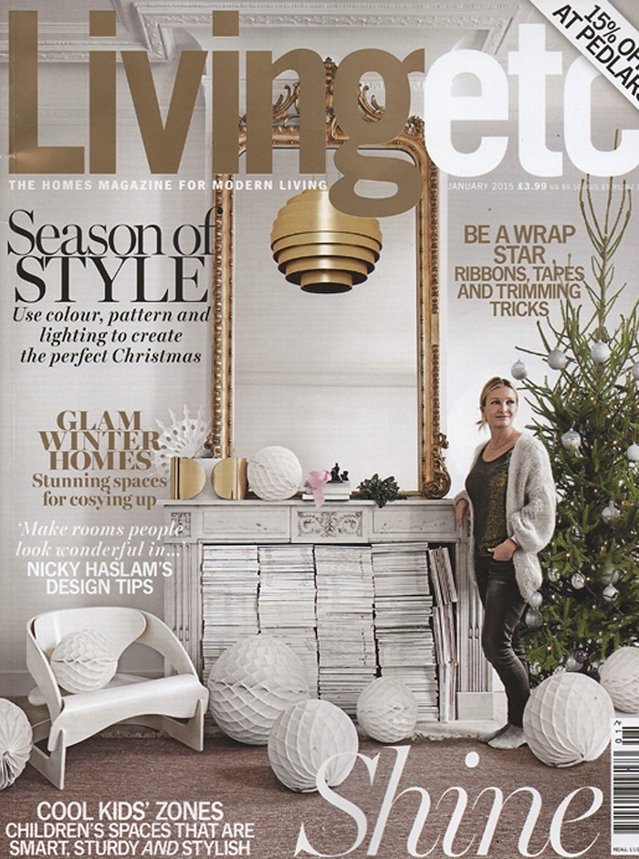 Uk home interior magazines for Best home decor uk