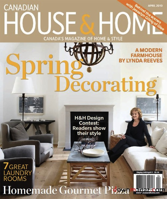 Top 50 Canada Interior Design Magazines That You Should Read Part 1  Canadian House