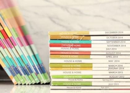 The Most Read Interior Design Magazines in 2015