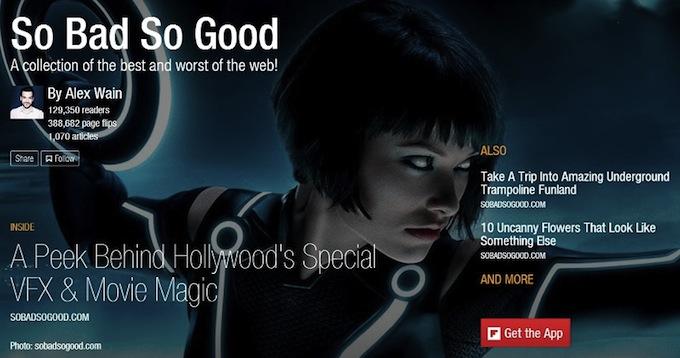 25 Flipboard Magazines You Need To Read