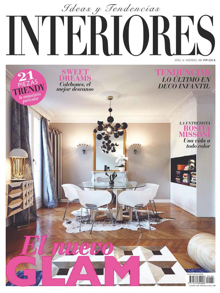 Interiores Magazine Spain Delightfull Page 01 Top 100 Interior Design Magazines You Must Have