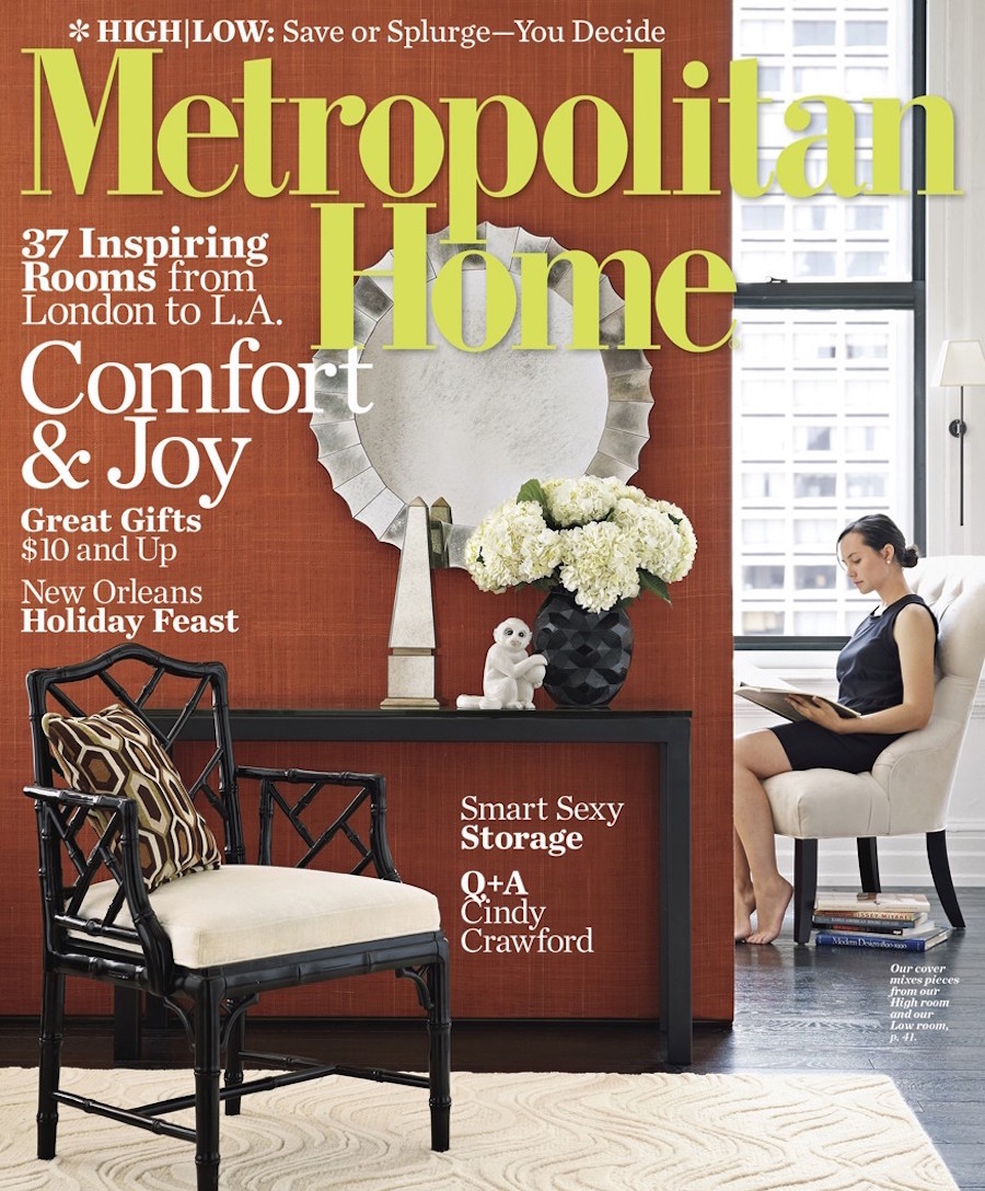 Metropolitan Home Top 100 Interior Design Magazines You Should Read
