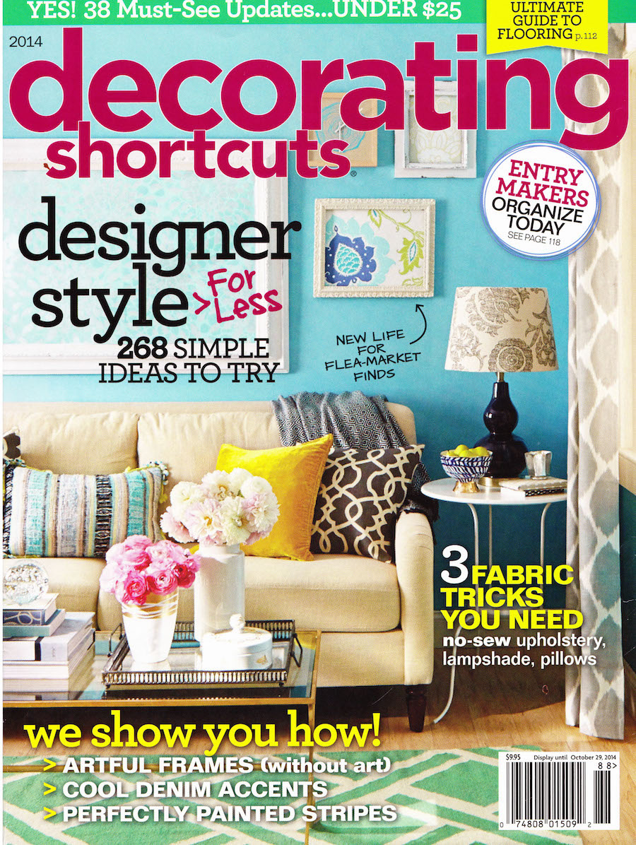 Interior design magazines list for Deco design magazine
