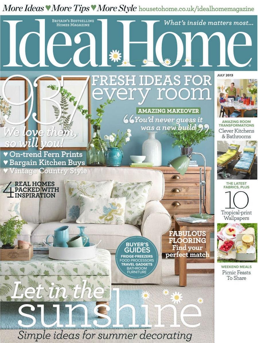 Interior Design Magazines Uk
