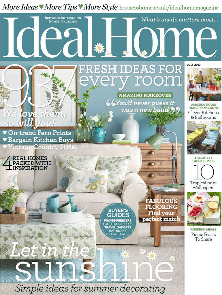 maison id es magazine ventana blog. Black Bedroom Furniture Sets. Home Design Ideas