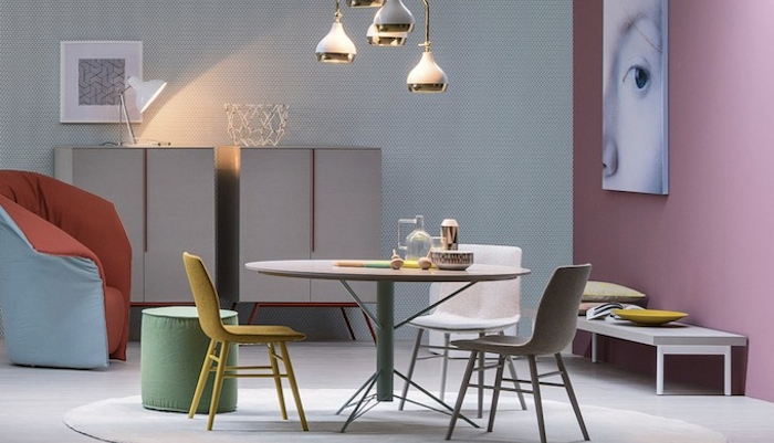 TRENDZINE – a Tribute to the Mid-century's Design World ➤ To see more news about the Interior Design Magazines in the world visit us at www.interiordesignmagazines.eu #interiordesignmagazines #designmagazines #interiordesign @imagazines