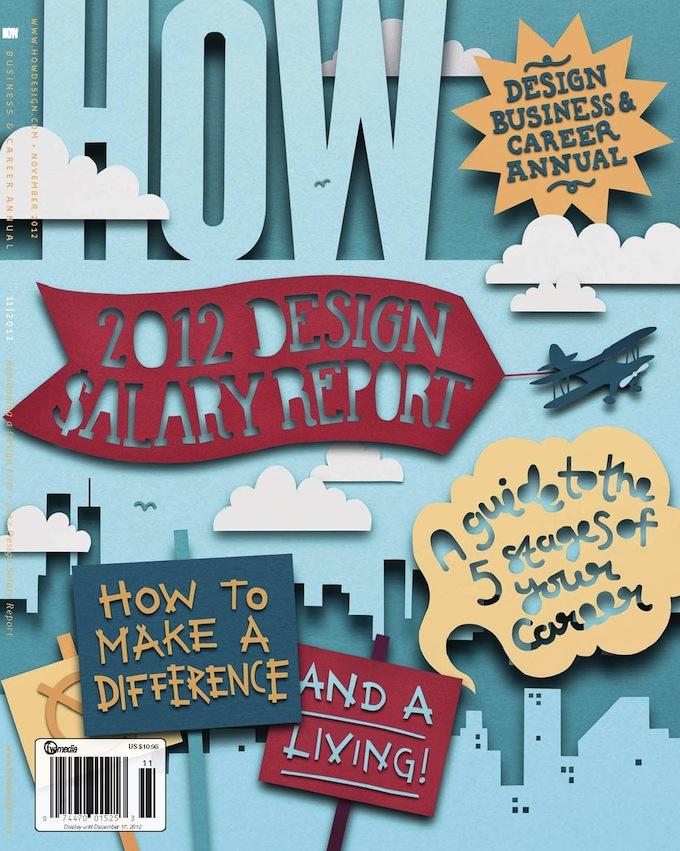 magazine graphic design job