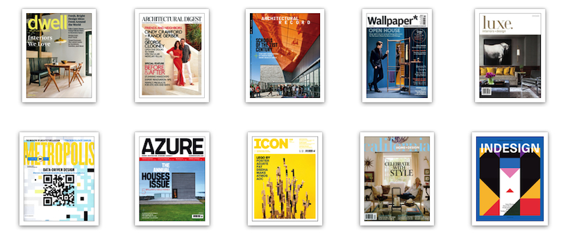 Top 10 Best Architecture Magazines for Your Inspiration ➤ To see more news about the Interior Design Magazines in the world visit us at www.interiordesignmagazines.eu #interiordesignmagazines #designmagazines #interiordesign @imagazines