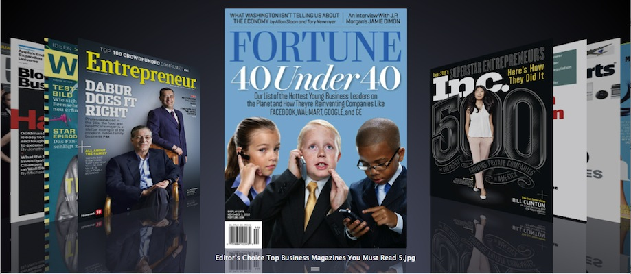 Top 10 Editor's Choice Best Business Magazines You Must Read ➤ To see more news about the Interior Design Magazines in the world visit us at www.interiordesignmagazines.eu #interiordesignmagazines #designmagazines #interiordesign @imagazines