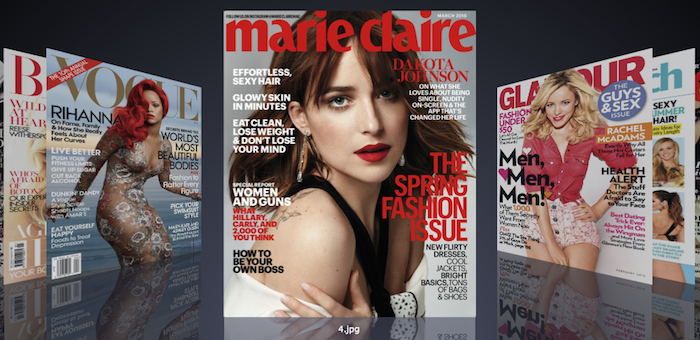 Top 10 Editor's Choice Best Fashion Magazines You Should Know ➤ To see more news about the Interior Design Magazines in the world visit us at www.interiordesignmagazines.eu #interiordesignmagazines #designmagazines #interiordesign @imagazines