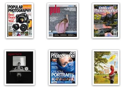 Top 10 Editor's Choice Best Photography Magazines You Should Read