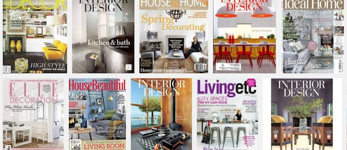 Must-Read: 10 Best Interior Design Magazines in UK ➤ To see more news about the Interior Design Magazines in the world visit us at www.interiordesignmagazines.eu #interiordesignmagazines #designmagazines #interiordesign @imagazines