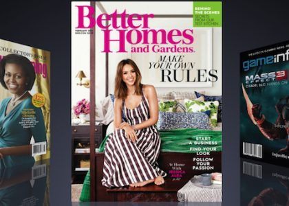 Editor's Choice: Top 5 World's Best-selling Magazines