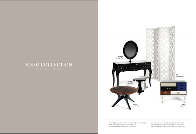Luxury Furniture: Boca do Lobo Finally Releases its New Catalogue! ➤ To see more news about the Interior Design Magazines in the world visit us at www.interiordesignmagazines.eu #interiordesignmagazines #designmagazines #interiordesign @imagazines