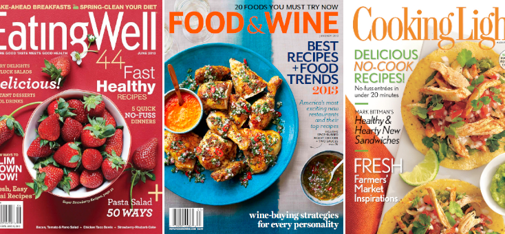 Editor's Choice Best Food and Drinks Magazines to Read ➤ To see more news about the Interior Design Magazines in the world visit us at www.interiordesignmagazines.eu #interiordesignmagazines #designmagazines #interiordesign @imagazines