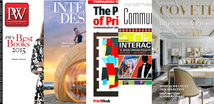 Editor's Choice Best Trade Magazines You Must Know ➤ To see more news about the Interior Design Magazines in the world visit us at www.interiordesignmagazines.eu #interiordesignmagazines #designmagazines #interiordesign @imagazines