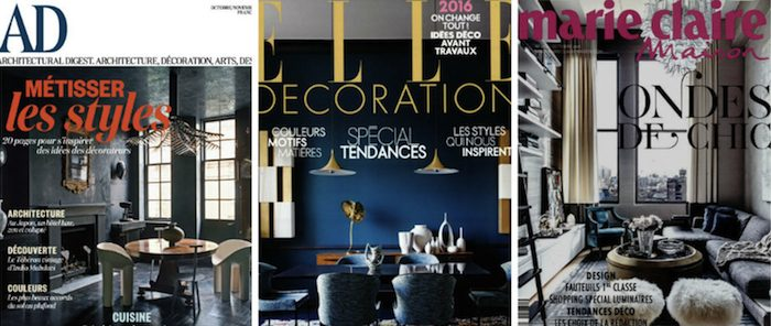 Editor's Choice: The Best French Interior Design Magazines ➤ To see more news about the Interior Design Magazines in the world visit us at www.interiordesignmagazines.eu #interiordesignmagazines #designmagazines #interiordesign @imagazines