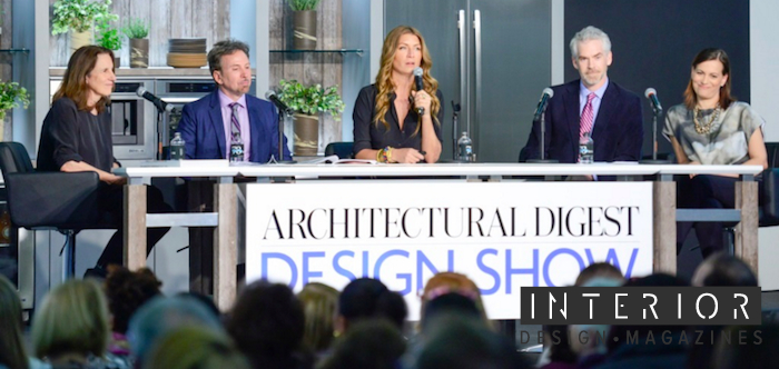 AD Show 2017: Countless Ways to Celebrate Design - Architectural Digest Show ➤ To see more news about the Interior Design Magazines in the world visit us at www.interiordesignmagazines.eu #interiordesignmagazines #designmagazines #interiordesign @imagazines