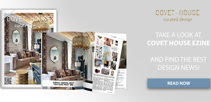 Covet House eZine: Get Inspired by the Brand-new February Issue ➤ To see more news about the Interior Design Magazines in the world visit us at www.interiordesignmagazines.eu #interiordesignmagazines #designmagazines #interiordesign @imagazines