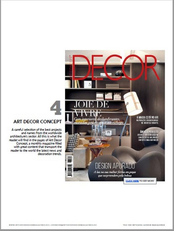 Top 100 Interior Design Magazines Free Ebook
