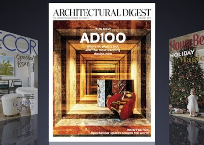 Top 5 Best Interior Design Magazines - January Issue
