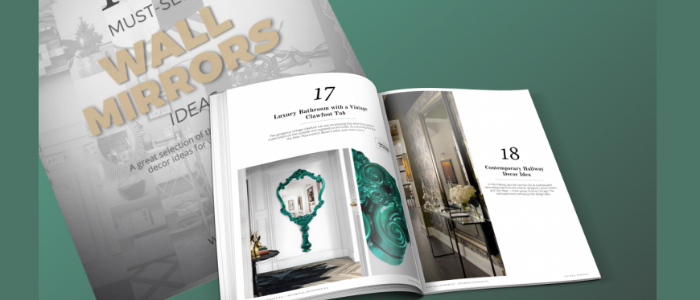 "Download Free Ebook 100 Must-see Wall Mirror Ideas ➤ To see more news about the Interior Design Magazines in the world visit us at www.interiordesignmagazines.eu #interiordesignmagazines #designmagazines #interiordesign @imagazines download free ebook Download Free Ebook ""100 Must-see Wall Mirror Ideas"" Download Free Ebook 100 Must see Wall Mirror Ideas"