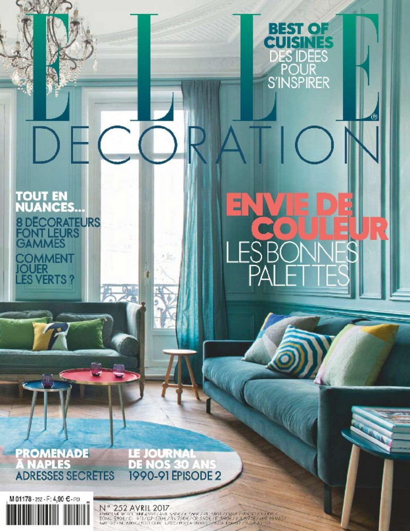 Best french interior design magazine for Interior design mag