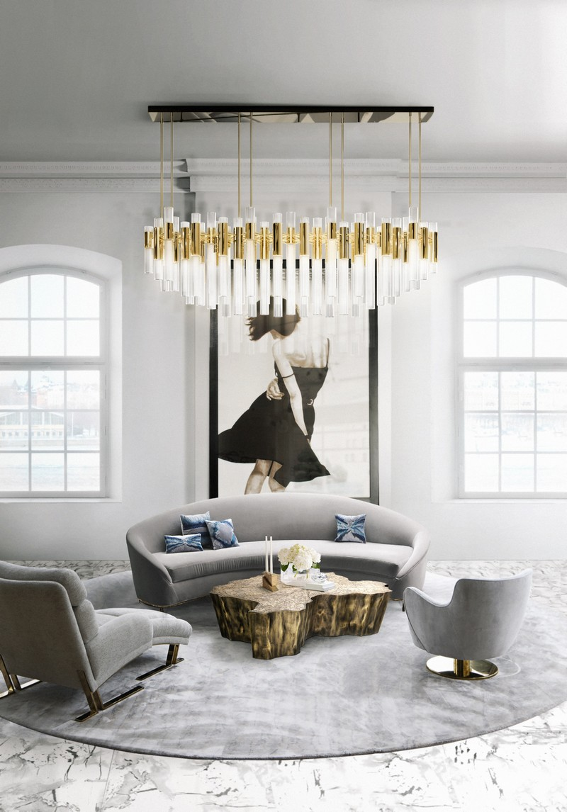 Interior Design MagazinesArchive100 Living Room Decorating